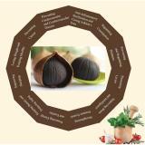 Sale Black Garlic 500G 100 Natural Anti Cancer Lower Blood Pressure Blood Sugar Diet Slimming Strengthen Immune System Black Cheap