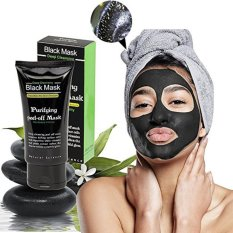 Blackhead Remover Cleaner Purifying Deep Cleansing Acne Peel off Face Mask, Black Mud, 50