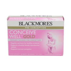 Best Blackmores Conceive Well Gold 28S 28S 56Tabs