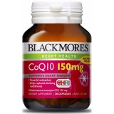 Best Rated Blackmores Coq10 150Mg High Potency 30 Capsules