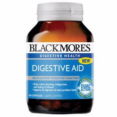 Compare Price Blackmores Digestive Aid 60 Capsules On Singapore