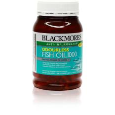 Price Blackmores Odourless Fish Oil 1000Mg Cap 200 S Blackmores Online