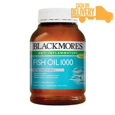 Discount Blackmores Fish Oil 1000Mg 400 Capsules Blackmores