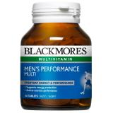 Cheapest Blackmores Men S Performance Multi 50 Tablets Online