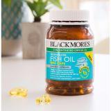 Buy Blackmores Odourless Fish Oil Mini Caps 400 Capsules Omega 3 Online