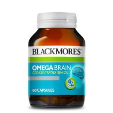 Discount Blackmores Omega Brain Health 60 Capsules Blackmores Singapore