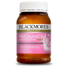 Buy Blackmores Pregnancy And Breastfeeding Gold 180 Capsules