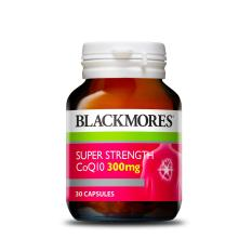 Best Rated Blackmores Super Strength Coq10 300Mg 30 Capsules