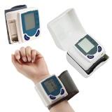 Blood Pressure Pulse Monitor Upper Sphygmomanometer Digital Automatic Wrist Intl Shopping