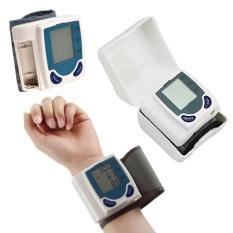 Buying Blood Pressure Pulse Monitor Upper Sphygmomanometer Digital Automatic Wrist Intl