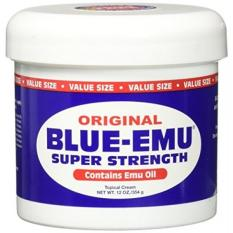 Top 10 Blue Emu Original Analgesic Cream 12 Ounce