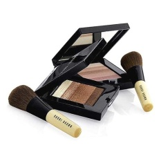 Review Bobbi Brown Shimmer Brick With Brush Set Bronze 4Oz 10 3G Intl On Singapore