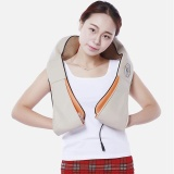 Cheap Body Back Neck Massager Shawl Electric Roller Heat Massage Tool For Home Car Intl Online