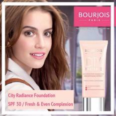 Who Sells Bourjois City Radiance Foundation 02 Vanilla The Cheapest