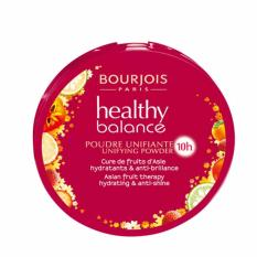 Purchase Bourjois Healthy Balance Powder 52 Vanille Online