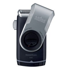 Braun Mobile Shave M 90 Pocket Shaver By Braun Official Store.