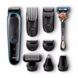 Sale Braun Multi Grooming Kit Mgk 3080 8 In 1 Beard Hair Trimmer For Men Precision Face And Head Trimming