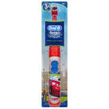 The Cheapest Braun Oral B Disney Stages Power Electric Toothbrush For Kids Model Disney Car Online
