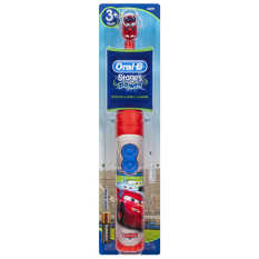 Latest Braun Oral B Disney Stages Power Electric Toothbrush For Kids Model Disney Car