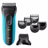 Compare Braun Series 3 Shave Style 3010Bt 3 In 1 Electric Shaver Razor With Precision Beard Wet Dry