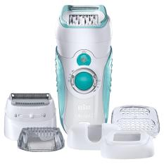 Buy Braun Silk Epil 7 Se 7751 Dual Epilator Venus Razor Attachment Wet Dry Cheap Singapore