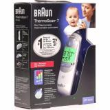 How To Get Braun Thermoscan 7 Ear Thermometer Irt6520