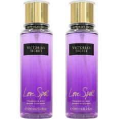 Discount Bundle Deal 2 Victoria Secret Love Spell Body Mist 250Ml Victoria Secret Singapore