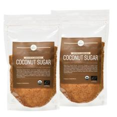 Bundle Deal: Natures Superfoods Organic Coconut Palm Sugar 250g X 2 By Natures Superfoods.