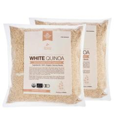 Cheapest Bundle Deal Nature S Superfoods Organic White Quinoa 1Kg X 2 Online