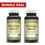 Cheap Bundle Of 2 Mrm Moringa 600Mg 60 Vegan Capsules