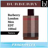 Review Burberry London Men Edt 100Ml Tester Burberry