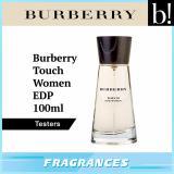 New Burberry Touch Women Edp 100Ml Tester