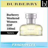 Burberry Weekend Women Edp 100Ml Tester On Singapore