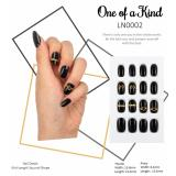 Review 20 Off Pre Glued Beauty Press Nails Luxury Nails Muse Co On Singapore