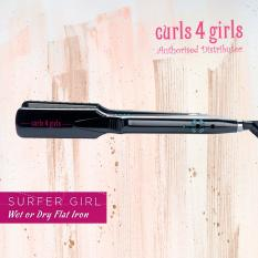 Retail Curls 4 Girls Wet Or Dry Hair Iron C4G
