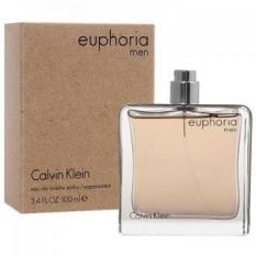 Discount Calvin Klein Ck Euphoria Men 100Ml Edt Spray Tester Pack Without Cap Singapore
