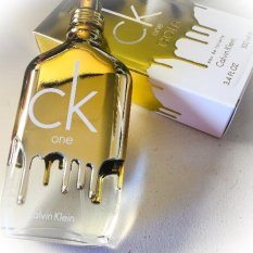 Price Calvin Klein Ck One Gold Edt 100Ml On Singapore