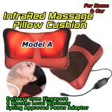Price Comparison For Car Home Infrared Light Body Massager Pillow Cushion Model A