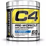 Cellucor Fourth Generation C4 Pre Workout Icy Blue Raz 60S On Line
