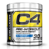 Best Price Cellucor Fourth Generation C4 Pre Workout Icy Blue Razz 30S