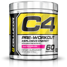 Get Cheap Cellucor Fourth Generation C4 Pre Workout Watermelon 60S