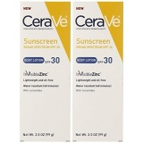 Store Cerave Body Lotion Sunscreen Spf 30 Net Wt 3 5 Oz 99 G Each Pack Of 2 Intl Not Specified On South Korea