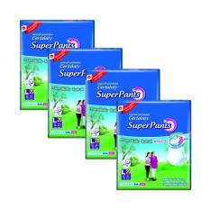 Certainty Superpants L 20Pcs X 4 Packs Online