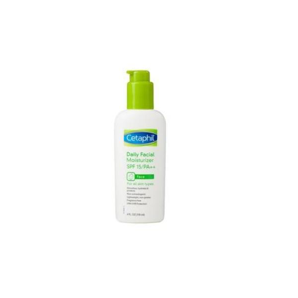 Buy Cetaphil Daily Facial Moisturizer SPF 15 118ml Singapore