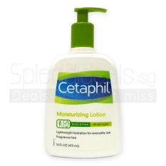 Discount Pack Of 2 Cetaphil Moisturising Lotion For All Skin Types 473Ml 8165 Cetaphil On Singapore