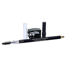 c819f33b Christian Dior Sourcils Poudre Powder Eyebrow Pencil (With Brush And  Sharpener) 0.04oz, 1.2g (# 693 Dark Brown)