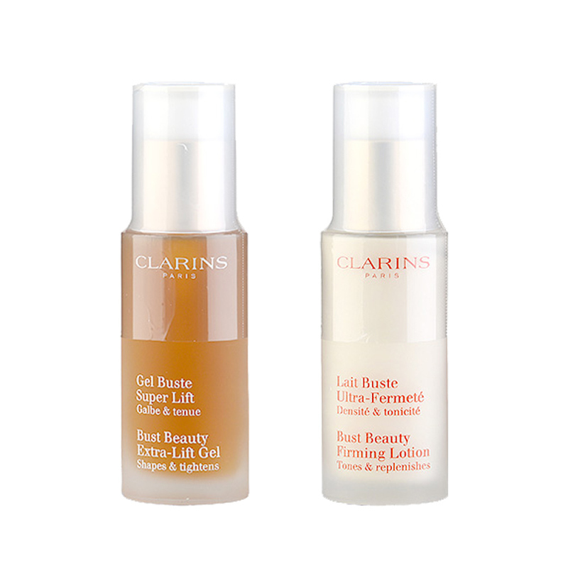Buy Clarins Bust Beauty Extra-Lift Gel (Shapes & Tightens) + Bust Beauty Firming Lotion – Intl Singapore
