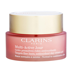 Discount Clarins Multi Active Jour Day Cream Gel For Normal To Combination Skin 1 7Oz 50Ml Clarins China