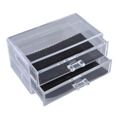 Price Comparisons For Clear Acrylic Cosmetic Jewelry Makeup Organiser Drawer Box Case Stand No5