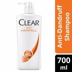 Purchase Clear Hair Fall Defense Anti Dandruff Shampoo 700Ml